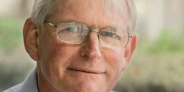 Retired Victoria University researcher Geoff Bertram.