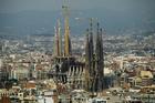 Sagrada Familia, in Barcelona. Photo / Supplied