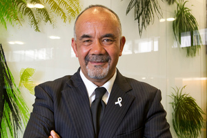 Maori Party co-leader Te Ururoa Flavell.  Photo / Mark Mitchell