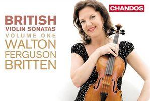 CD: British Violin Sonatas