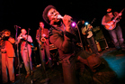 Charles Bradley Soul of America is showing at the International Film Festival.