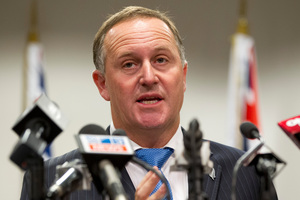 At this stage, Key doesn't have the numbers to pass the bill. Photo / NZ Herald