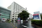 Auckland City Hospital. Photo / Natalie Slade