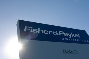 Fisher and Paykel's finance unit boosted profit by 20 per cent last year, after its parent company was bought out by the Chinese company Haier. Photo / NZ Herald