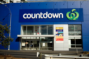 Countdown was censured for misleading customers by claiming to have cheaper prices than Pak'nSave. Photo /  Dean Purcell