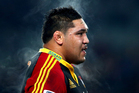 Ben Tameifuna of the Chiefs during the round 20 Super Rugby match between the Blues and the Chiefs. Photo / Getty Images.