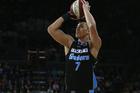 Tall Blacks rookie Reuben Te Rangi. Photo / Getty Images.