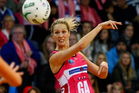 Adelaide Thunderbirds downed Queensland Firebirds 50-48 in Sunday's grand final to become the first club to win two trans-Tasman netball championships. Photo / Getty Images.