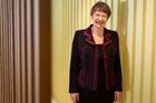 Helen Clark, the world player.