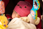 Babies' time in car safety seats should be kept to a minimum. Photo / Thinkstock