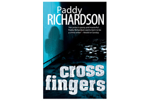 'Cross Fingers' by Paddy Richardson.