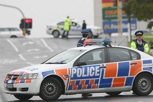 The elderly motorist was hit by a car and a truck after driving through an intersection near Kaiapoi. File Photo / NZ Herald