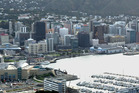 Wellington can expect a few more shakes in the near future. File photo / NZ Herald