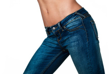 A new, cellulite-fighting pair of jeans is on its way.Photo / Thinkstock