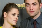 Actress Kristen Stewart and actor Robert Pattinson at the 'The Twilight Saga: Breaking Dawn - Part 2' premiere in Spain. Photo / Getty Images