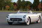 1954 Chevrolet Corvette Convertible  Photo / General Motors