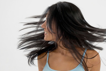 Great tips for damaged hair. Photo / Thinkstock