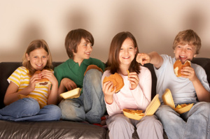 New research links fast food to more health problems in Kiwi kids.Photo / Thinksock
