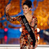 Miss Illinois Megan Ervin competes in the Miss America pageant, in Las Vegas. Photo / AP