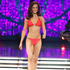 Miss Texas Danae Couch competes in the swimsuit portion of the Miss America 2013 pageant, In Las Vegas. Photo / AP