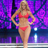 Miss Tennessee Chandler Lawson competes in the swimsuit portion of the Miss America 2013 pageant, in Las Vegas. Photo / AP