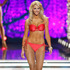 Miss Florida Laura McKeeman competes in the swimsuit portion of the Miss America 2013 pageant, in Las Vegas. Photo / AP