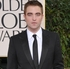 Actor Robert Pattinson arrives at the 70th Annual Golden Globe Awards. Photo / AP