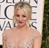 Actress Kaley Cuoco arrives at the 70th Annual Golden Globe Awards. Photo / AP