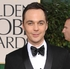 Actor Jim Parsons arrives at the 70th Annual Golden Globe Awards. Photo / AP