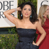 Actress Salma Hayek arrives at the 70th Annual Golden Globe Awards. Photo / AP