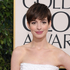 Actress Anne Hathaway arrives at the 70th Annual Golden Globe Awards. Photo / AP