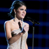 Miss Maryland Joanna Guy took top honours, after singing 'I Dreamed a Dream', in Las Vegas. Photo / AP
