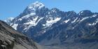 Aoraki-Mt Cook - the Cloud Piercer. Photo / Justine Tyerman