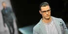 Watch: Milan Fashion Week: Giorgio Armani men's fall/winter 2013 collection 