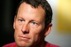 Lance Armstrong. Photo / AP