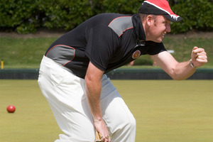Former world bowls champion Richard Girvan is confident he will return to the top, despite being dropped from the New Zealand team this week. Photo / Paul Estcourt.