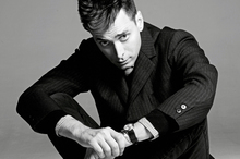 The fashion world is holding its breath for Hedi Slimane's autumn-winter 2013/14 collection, which will be the last to be unveiled on Sunday. Photo / Getty Images