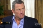 "Lance Armstrong ""came clean"" to Oprah Winfrey on his use of performance enhancing drugs, she said Tuesday ahead of the much-awaited telecast of her interview with the disgraced cyclist."