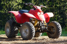 It is the fourth quad bike crash this week. Photo / Thinkstock