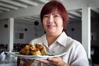 Restaurant owner Gie Balajadia. Photo / Natalie Slade