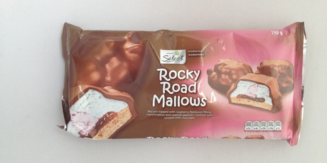 Rocky Road Mallows. Photo / Wendyl Nissen
