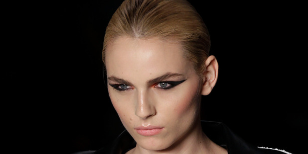 Model of the moment Andrej Pejic is a man who models as a woman.Photo / AP