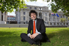 Gareth Hughes has pushed hard to get the issues of fracking and deep-sea oil drilling on the agenda. Photo / Mark Mitchell