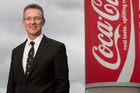 George Adams thinks Coca-Cola products are unfairly targeted by anti-obesity campaigners.  Photo / Richard Robinson