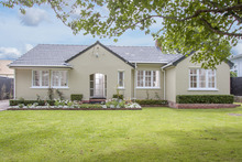 241 St Andrews Rd, Epsom, is outside the sought-after grammar zone. Photo / Supplied