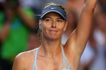 Sharapova will meet unseeded Belgian Kirsten Flipkens in the fourth round. Photo / Getty Images