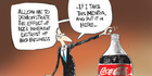 View: Cartoon: Big business
