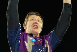 The decision on where Storm league mentor Craig Bellamy coaches in the future is still up in the air. Photo / Getty Images