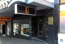 Byryn Neilson was attacked outside Jet Night Club in central Auckland. Photo / NZ Herald