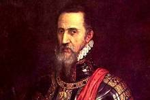 The Grand Duke of Alba by Titian.